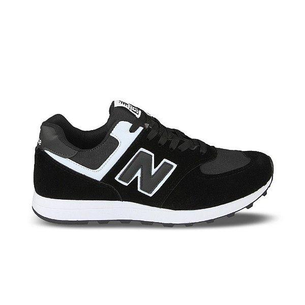 Tênis NB 574 Casual Preto