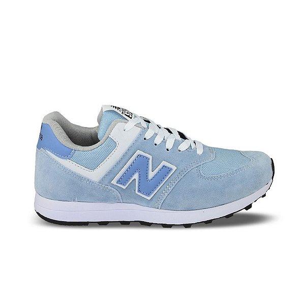 Tênis NB 574 Casual Azul BB