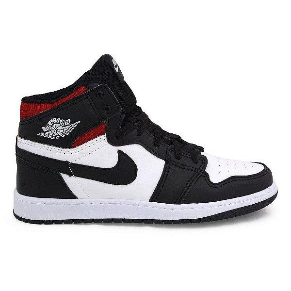 Tênis Nike Air Jordan 1 Tricolor