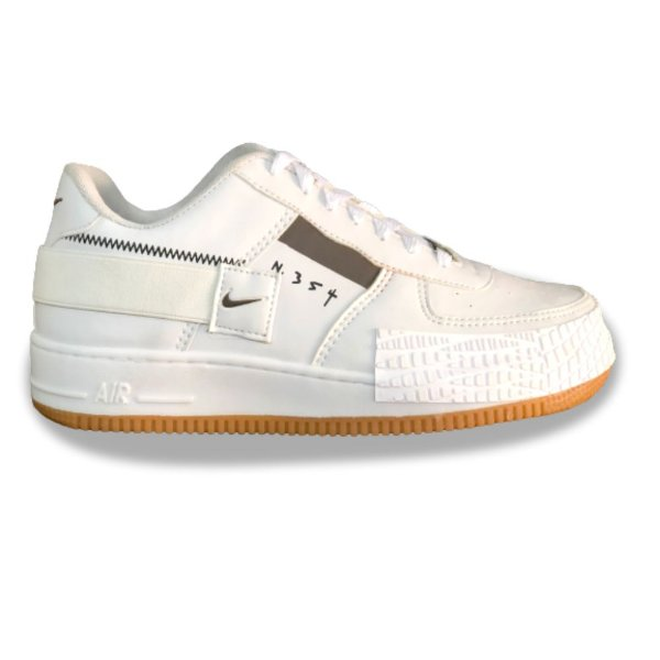 Tênis Nike Air Force 1 Type Branco