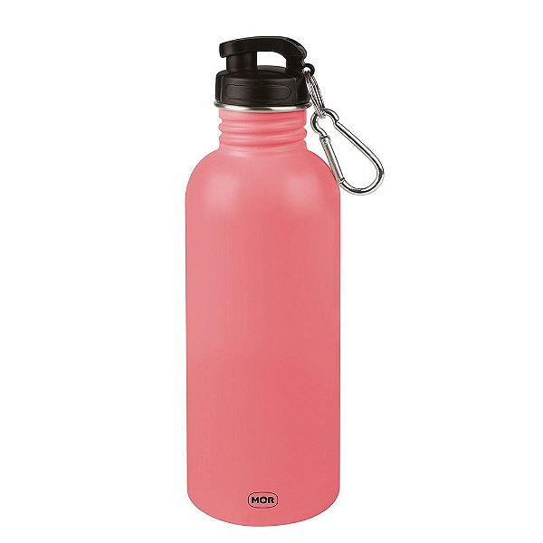 Garrafa Water To Go Trendy Pessego 750ml MOR