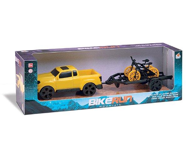 Carro de Brinquedo Bike Run Mountain