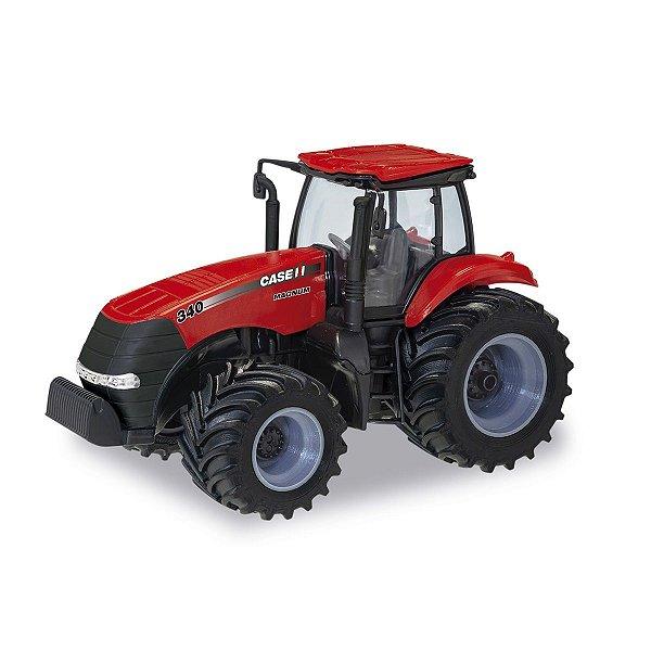Patrola Trator Magnun Agricultura de Brinquedo Case