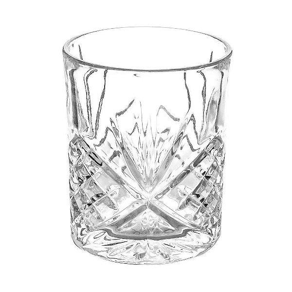 Conjunto 6 Copos Whisky Dublin 320ml LYOR