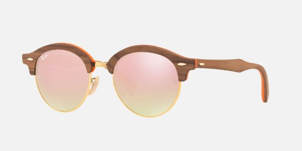 Ray Ban Clubround Wood RB4246M 12187O
