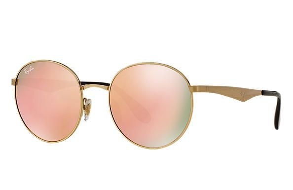 Ray Ban Round RB3537 001/2Y