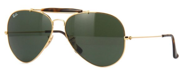 Ray Ban Outdoorsman II RB3029 181