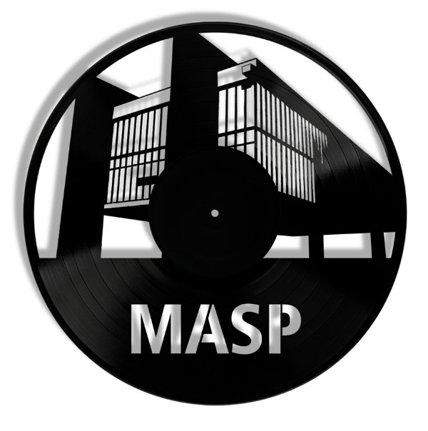 Vinil - Masp Turismo São Paulo