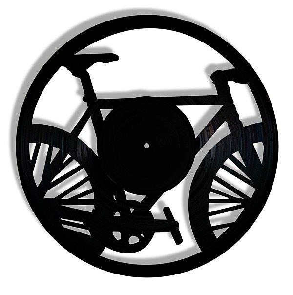 Vinil - Bicicleta Esporte Saúde