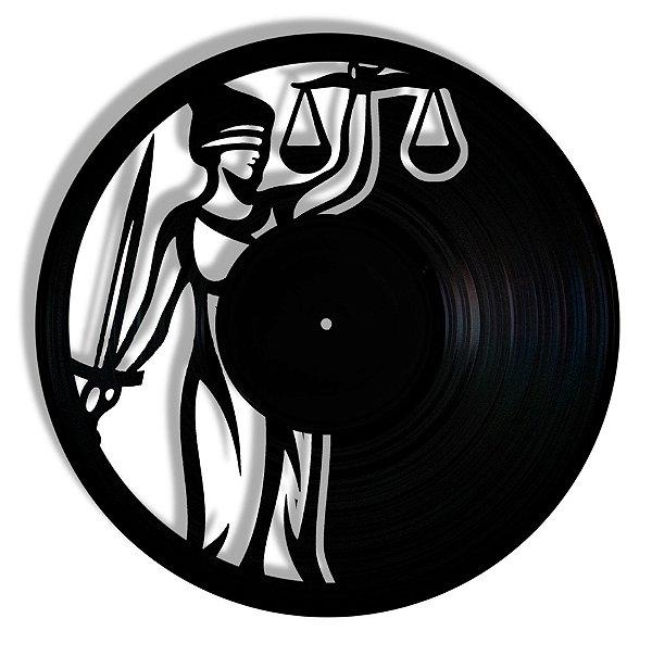 Vinil - Justiça Profissão