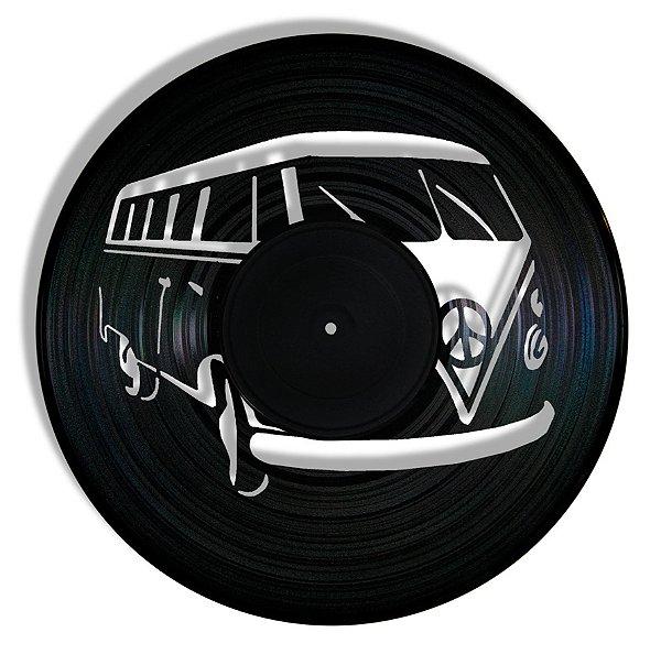 Vinil - Kombi Carro Automóvel Clássico