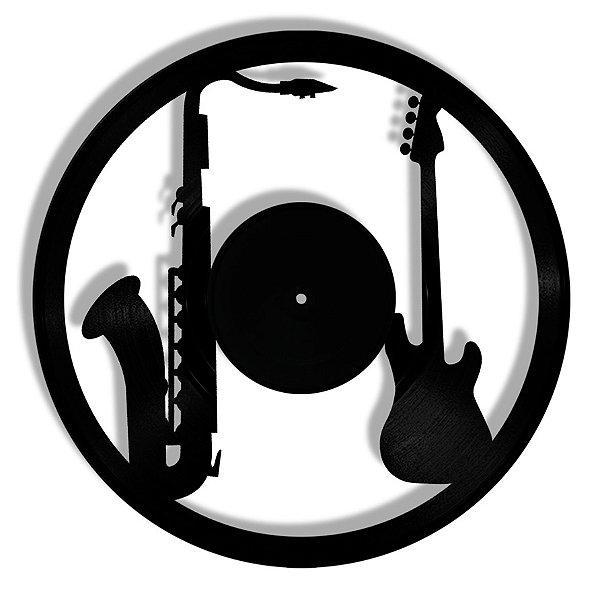 Vinil - Sax Baixo Bass
