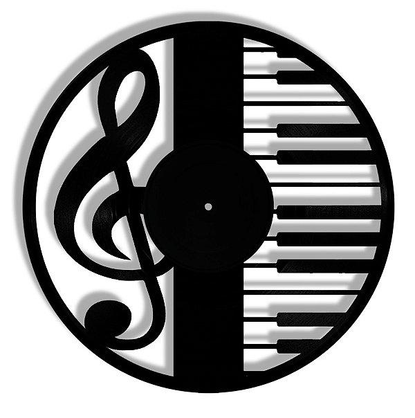 Vinil - Piano Clave