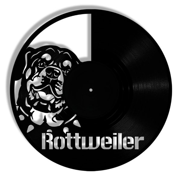 Vinil - Rottweiller Cachorro Pet