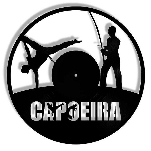 Vinil - Esporte Capoeira Artes Marciais