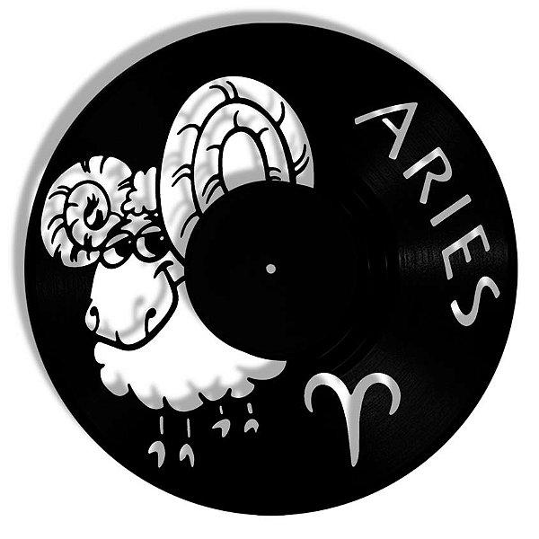 Vinil - Signos Aries