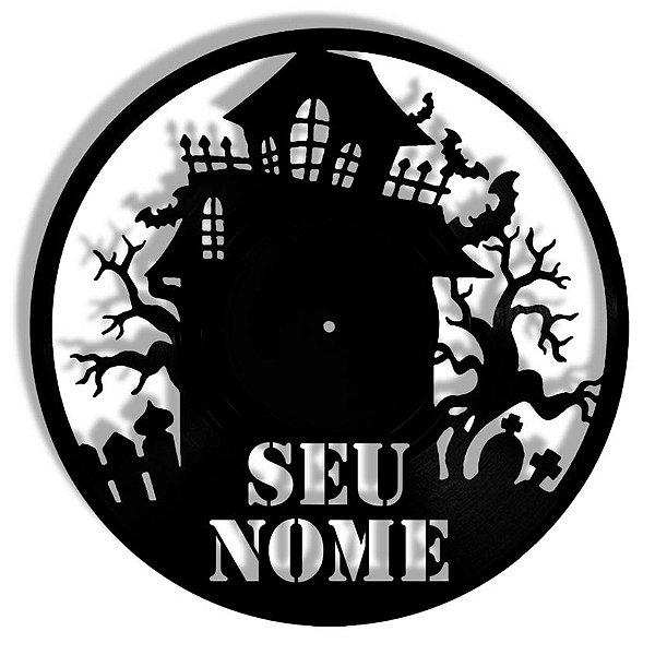 Vinil - Halloween Personalizado