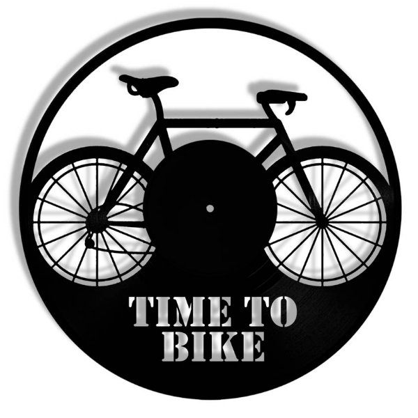 Vinil - Time To Bike
