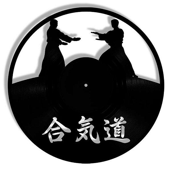 Vinil - Esporte Aikido