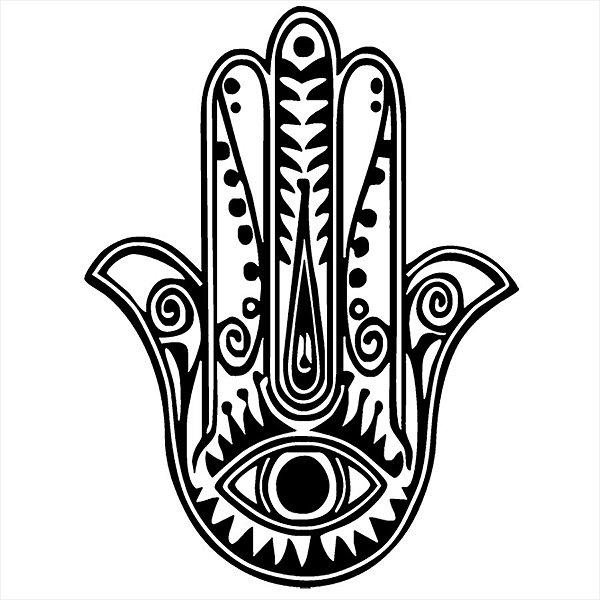 Adesivo - Mandala Religião