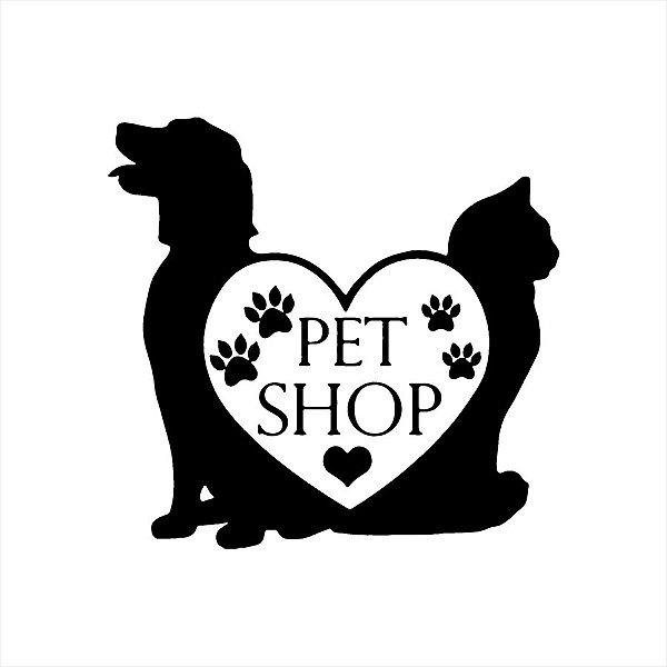 Adesivo - Pet Shop Pets