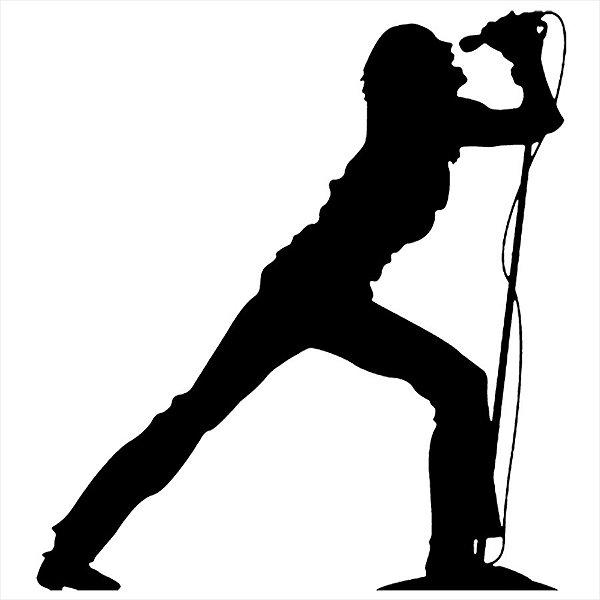 Adesivo - Vocalista Música