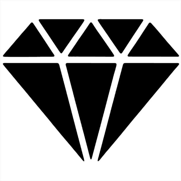 Adesivo - Diamante Natureza