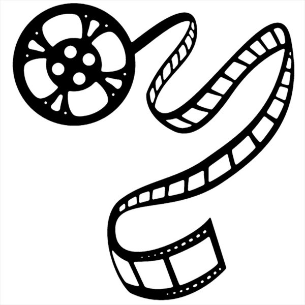 Adesivo - Rolo Filme Cinema