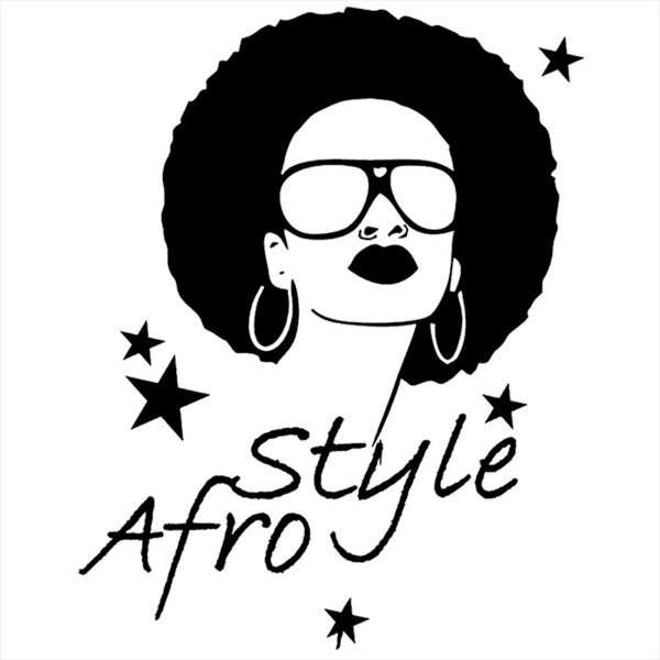 Adesivo - Afro Style Diversos