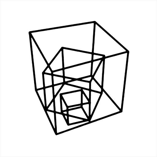Adesivo - Cubo Esporte