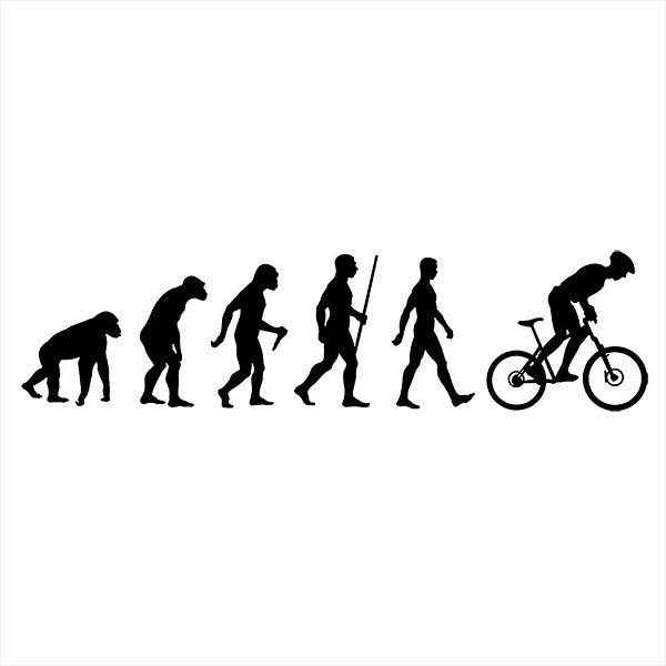 Adesivo - Bike Bicleta MTB Esporte
