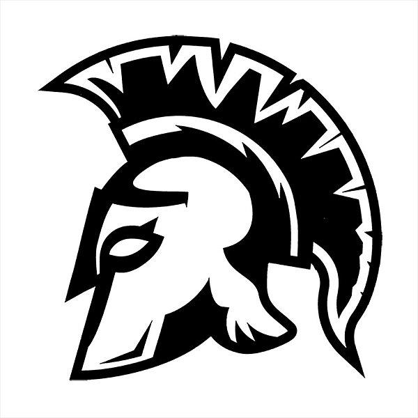 Adesivo - Capacete Gladiador Helmet Outros