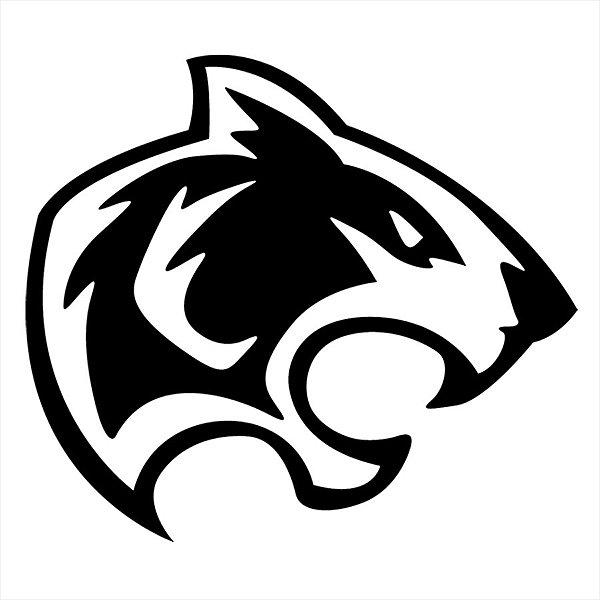 Adesivo - Pantera Free Panther Outros