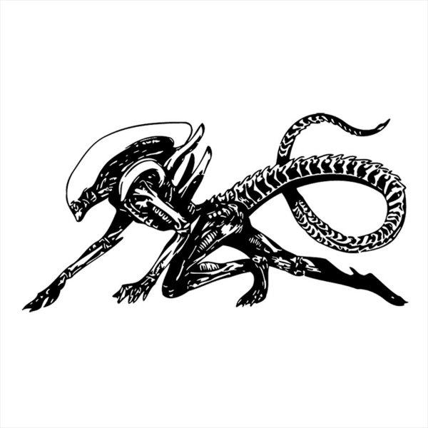 Adesivo - Alien O Oitavo Passageiro Filme Movie Cinema