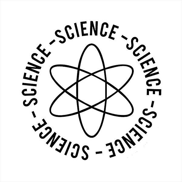 Adesivo - Science Ciência Ciência