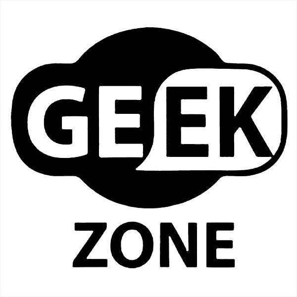 Adesivo - Geek Zone Wi-Fi Symbol Geek
