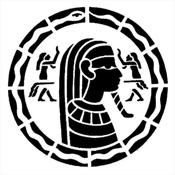 Adesivo - Hieróglifo Egípcios Egito Egypt Desenho