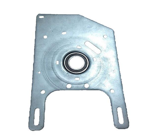 Suporte motor com rolamento lavadora Brastemp Consul 000360631