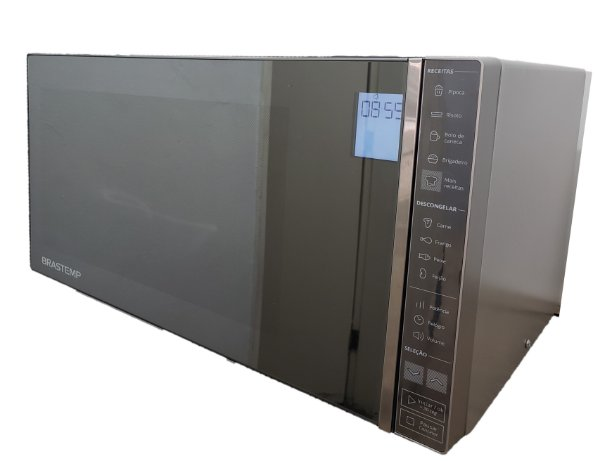 Micro-ondas Brastemp BMS45CR Usado