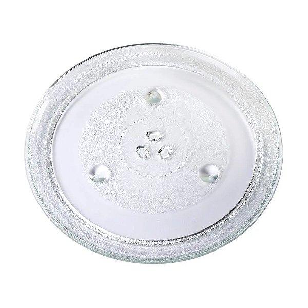 Prato Giratório W10160090 para Micro-ondas Brastemp Consul