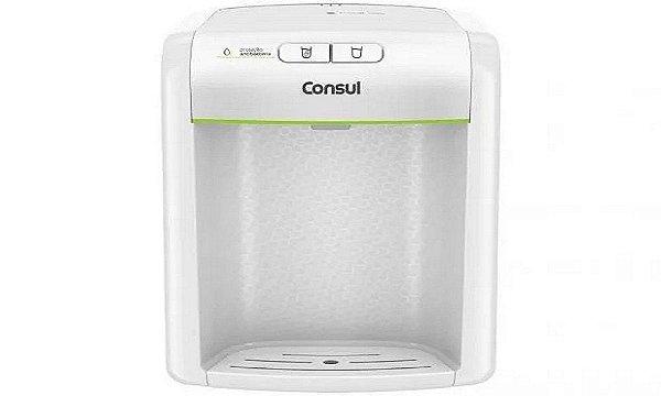 Purificador Água gelada Consul Bem Estar Branco