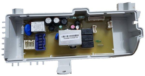 Placa potencia lavadora 127V Brastemp original W10416690