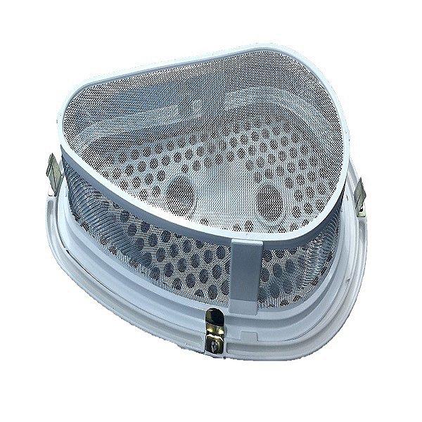 Filtro Retentor Fiapos Secadora Brastemp Original 326043145