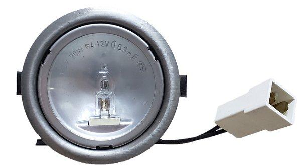 Lampada hálogena para coifa Brastemp original 220V 326076500