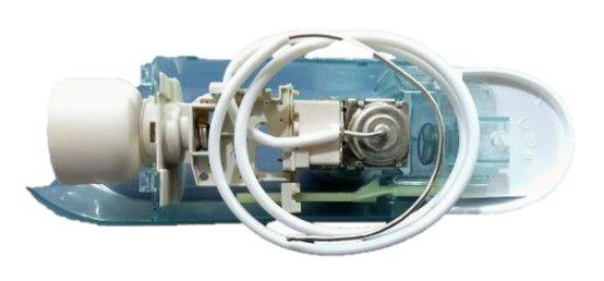 Caixa Termostato Consul Com Degelo E Lampada 127v W10402455