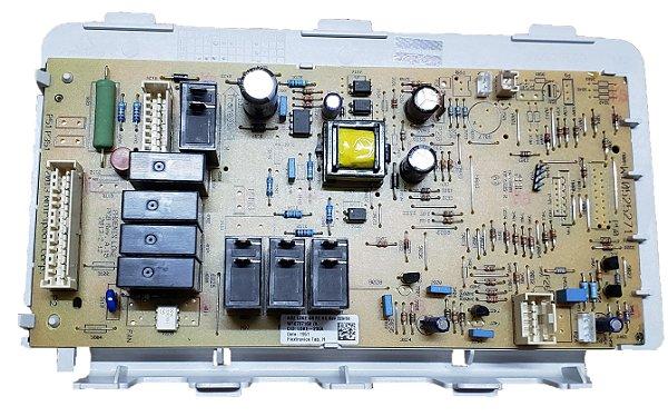Placa de controle microondas Brastemp original 220V W10732276