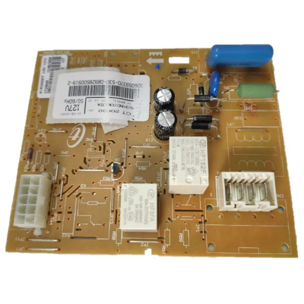 Placa Control Geladeira Brastemp Consul Original 326059370