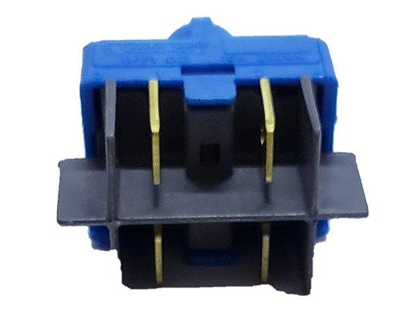 Interruptor liga/desliga secadora Brastemp original W10528945
