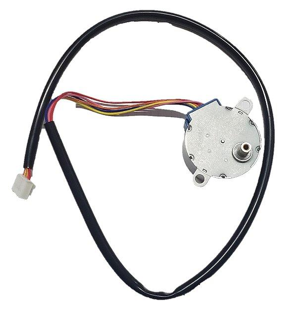 Motor Passo aleta Climatizador Consul 12v W10705174 Original (bivolt)