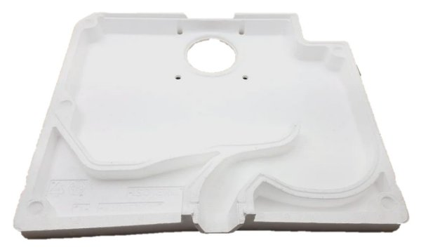Capa intermediaria evaporador refrigerador original 326051022